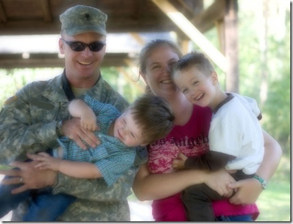 The Life of the Military Child