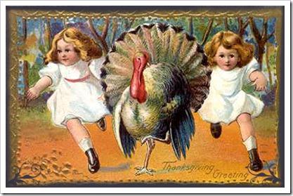 turkey-running-with-girls