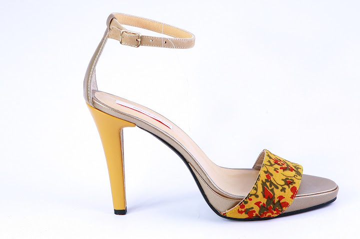 Sandale colorate - Coca Zaboloteanu