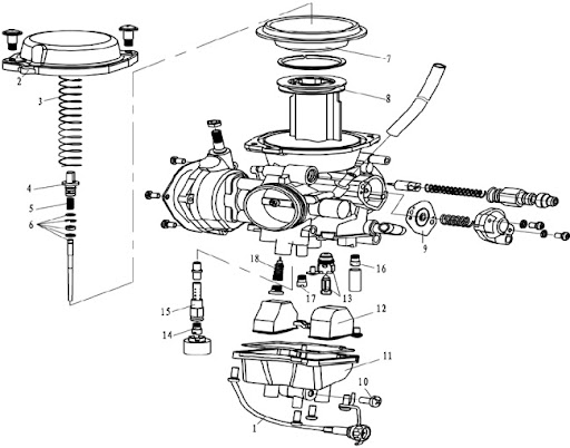 Atv Kes Diagram, Atv, Free Engine Image For User Manual