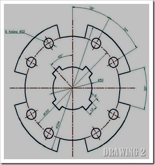 Product Design, Product development: Cad Drafting Exercise