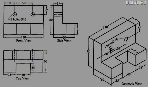 Product Design, Product development: CAD DRAWINGS