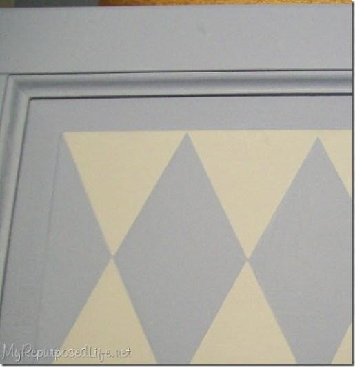 pretty harlequin pattern