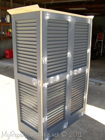 shutters repurposed bookshelf (45)