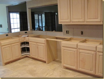 Way More Homemade Kitchen facelift part ten  Cabinets