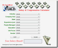 elearning salary calculator