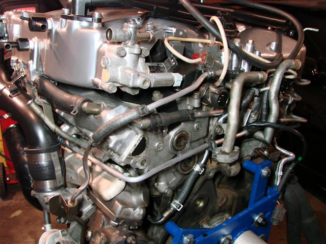 96 F150 Engine Diagram And So It Begins First Plenum Pull Nissan Forum