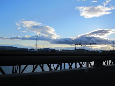 Cloud-Rimmed Bridge