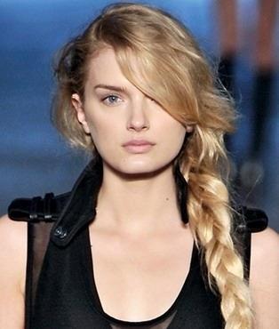 2011 Spring Hairstyles side bangs