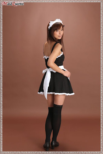 Pictures and Life: [MaidQueenz]小林葵依[30P][7M][20100317]