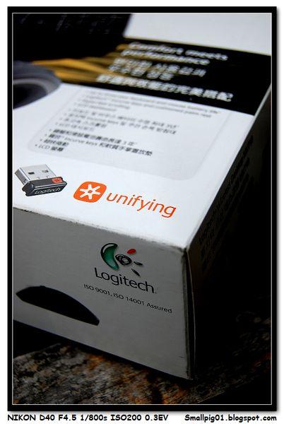 [開箱] 羅技 MK710 2.4Ghz 無線鍵盤滑鼠組   Smallpig01`s 玩物上誌!!