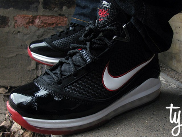 Red James All Lebron Shoes