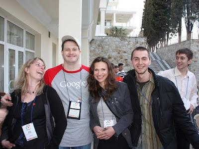 Вот такое хорошее настроение от конференции ISDEF Spring 2010