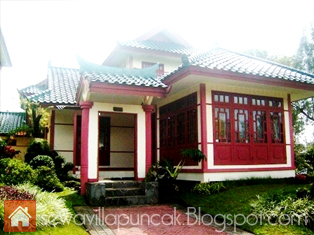 Villa Oriental Kota Bunga Puncak