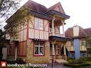 Villa Kota Bunga Puncak di Jual