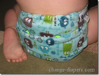 large on baby-rear