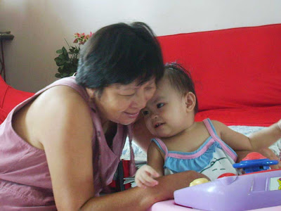 mama and dj