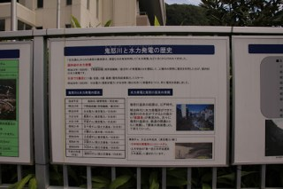 [パネル]鬼怒川と水力発電の歴史