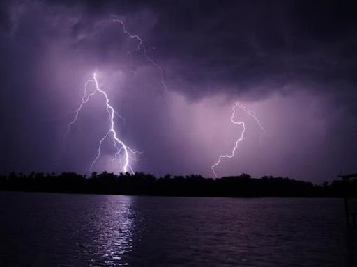 Venezuela's Catatumbo River lightning