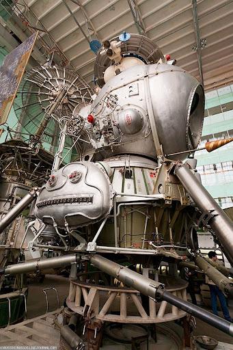 O Lander soviético que nunca chegou a ser lançado na década de 60 (http://lh6.ggpht.com)