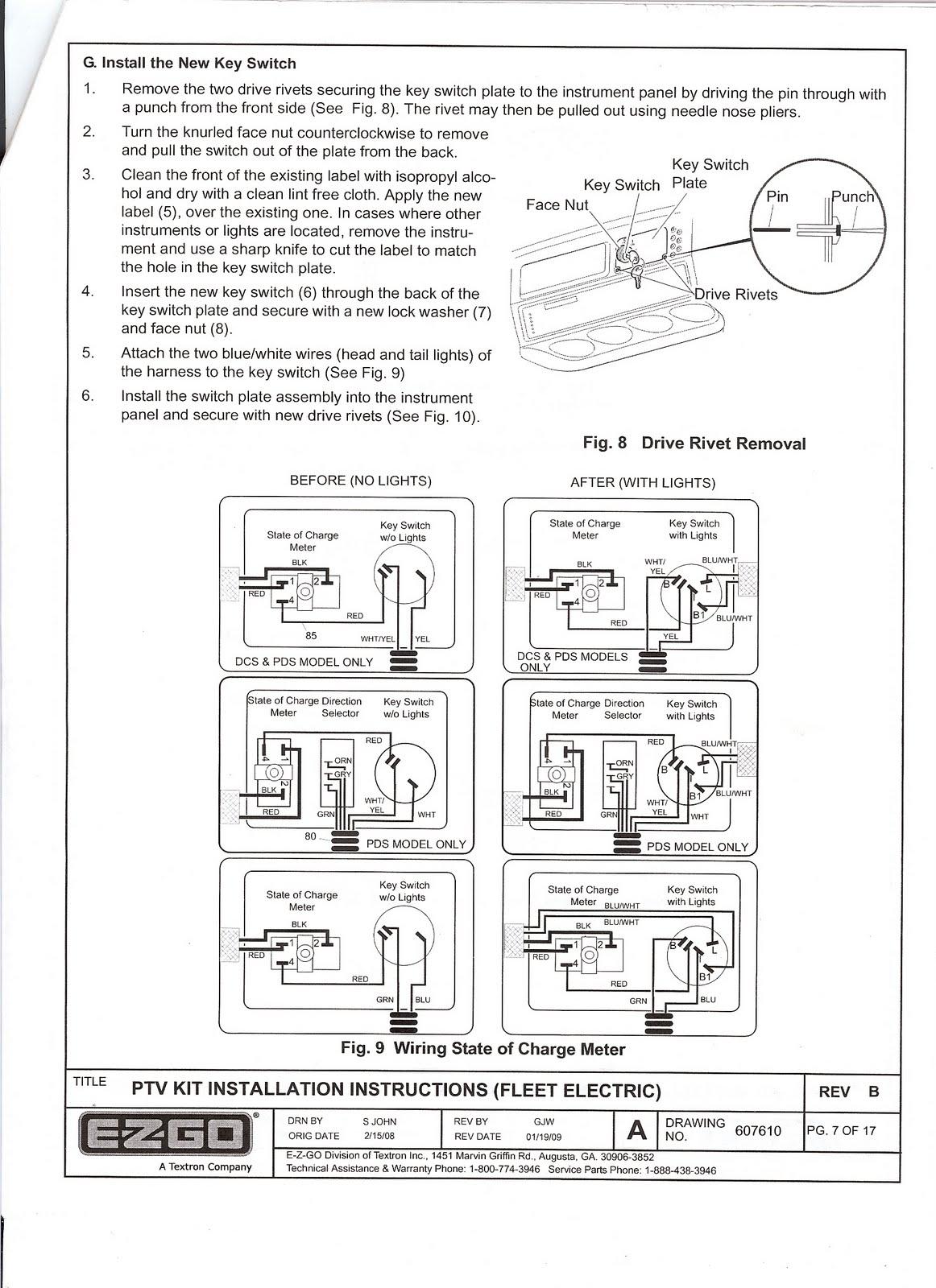 1999 ez go txt wiring diagram sun super tach on club car forward reverse switch get