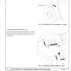 Ezgo Battery Wiring Diagram Ez Go Golf Cart 48 Volt Freedom Light Kit Installation Instructions