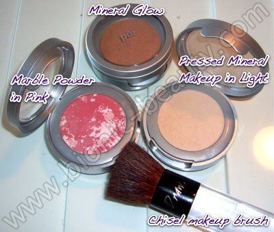 Bionic Beauty reviews the Pur Minerals Makeup Starter Kit