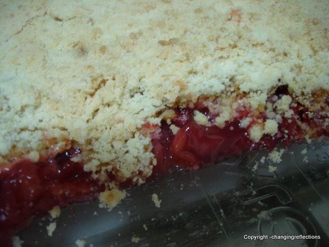 Recipe Rhubarb Dump Cake
