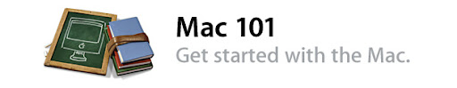 MAC 101 - beginner's guide