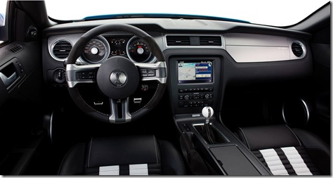 Mustang GT500 2009 21