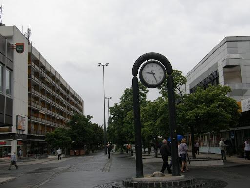 Cserhát lakótelep, Veszprém, blog, sétálóutcája