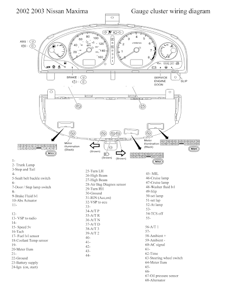 Code P Maxima Forums Vac Diagram 2002 Nissan Sentra