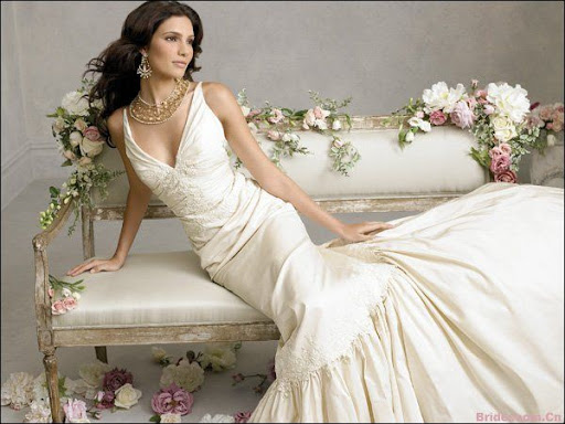WEDDING DRESS: Bridal Dresses Mermaid Ball Gown