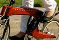 folding bikes without seat