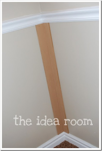 what s a chair rail folding chairs near me faux wainscoting diy-version 2 - the idea room