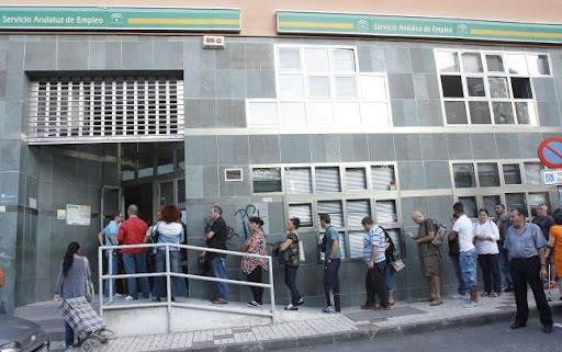 La cifra de parados en andaluc a sube en personas for Oficina inem lleida