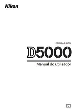 Download do manual da Câmera Nikon D5000 em Português