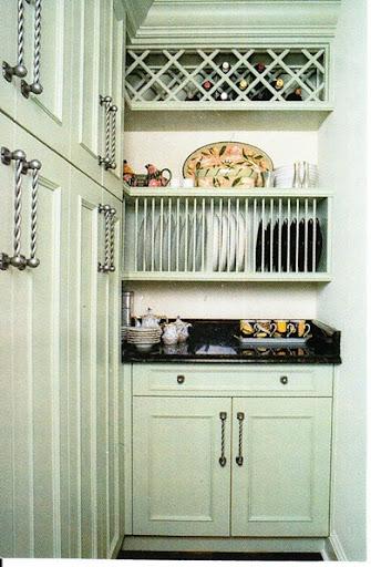 Designing Your Dream Home: Kitchen: Vertical Storage