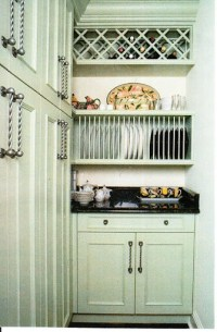 Designing Your Dream Home: Kitchen: Vertical Storage