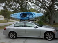 Roof Rack - G35Driver - Infiniti G35 & G37 Forum Discussion