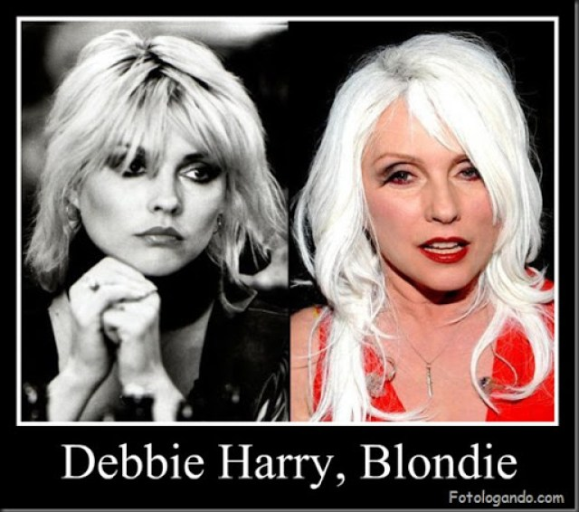 Debbie Harry, Blondie
