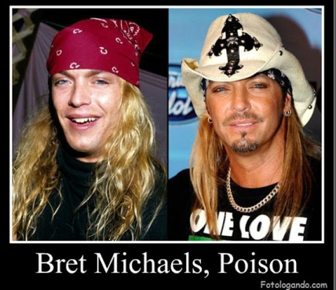 Bret Michaels, Poison