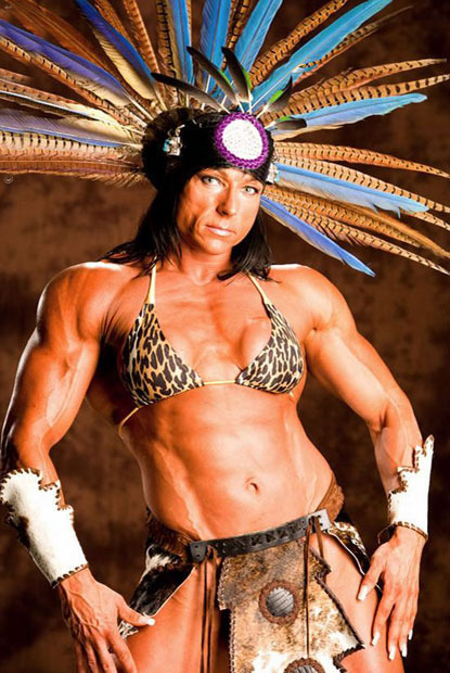 Bodybuilding blog: Synthol and Sexy Ladies