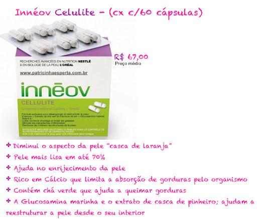 """inneov%20celulite%20capsulas - Innéov celulite - pele """"casca de laranja"""" nunca mais"""