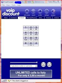 voip discount - brezplačni klici