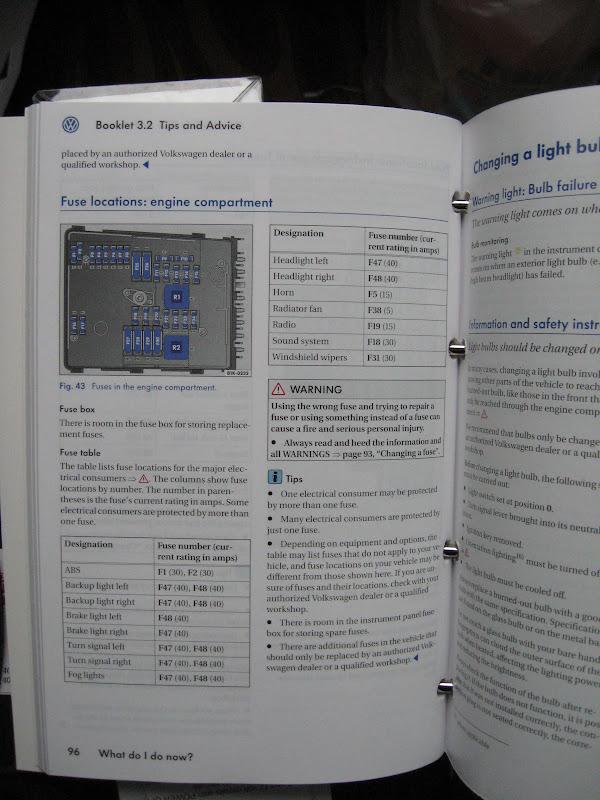 vw jetta fuse box diagram john deere lt166 wiring gti all data 2007 touran