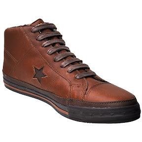 Converse Chucks 113321 One Star Braun Allstars Chuck Taylor