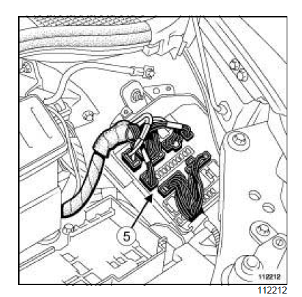 Renault Clio Headlight Wiring Diagram