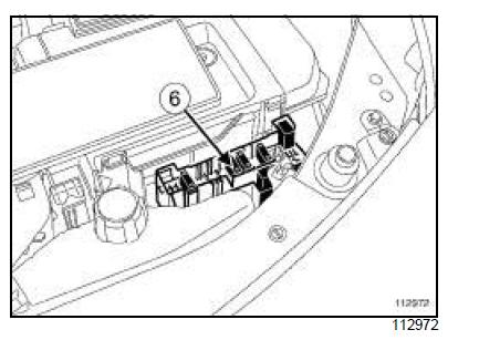 Fleetwood E 450 Fuse Panel Location Horn Relay Location