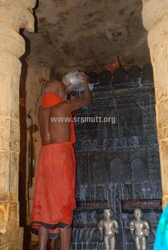 Sri Raghavendraru Moola brindhavana